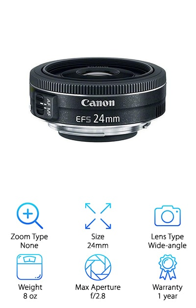 Canon EF-S Wide-Angle Lens