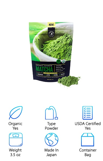 Jade Leaf Matcha Powder