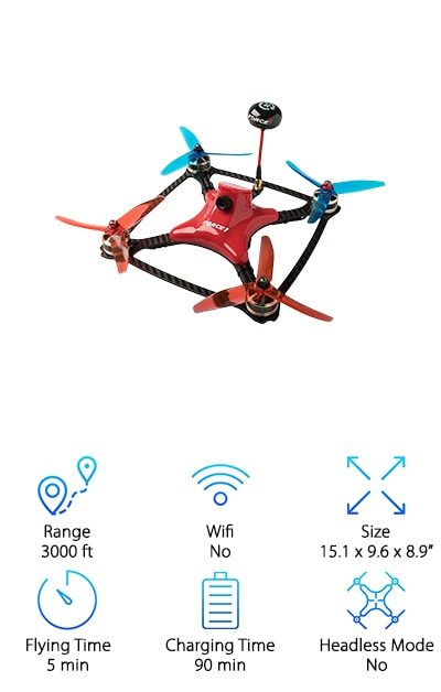 Force 1 DYS Racing Drone