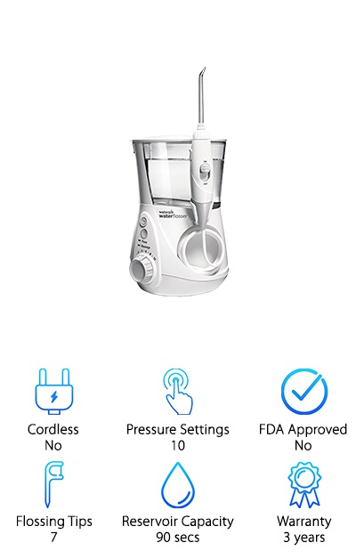 Waterpik WP-660 Water Flosser