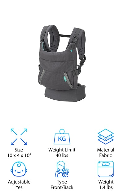 Infantino Cuddle Up Carrier