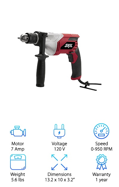 Skil 6335-02 Corded Drill