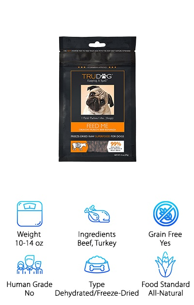 TruDog Real Meat Organic