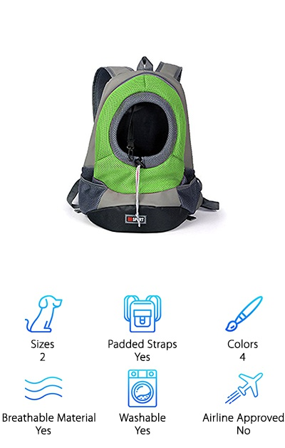 Pashion Breathable Pet Carrier