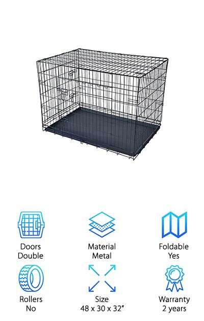 BestPet Pet Wire Cage