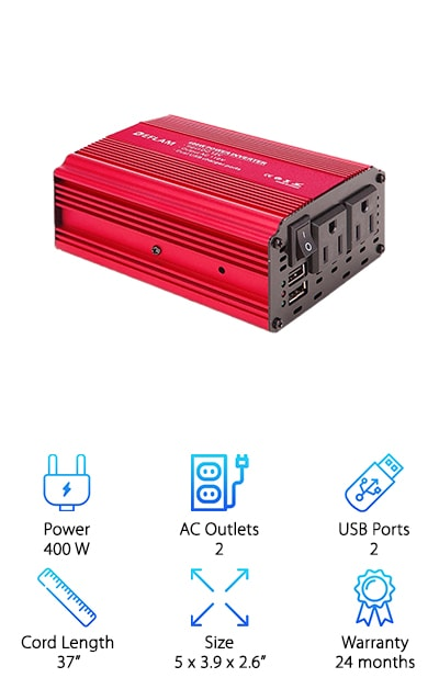 Deflam Power Inverter
