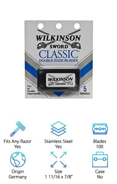 Wilkinson Sword Classic Blades
