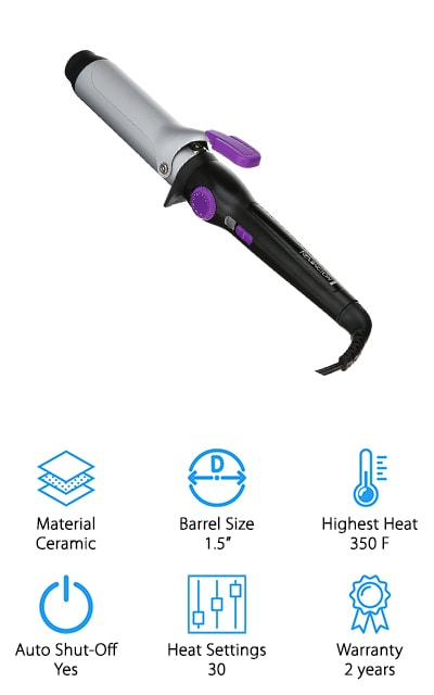Remington Ceramic Curling Iron