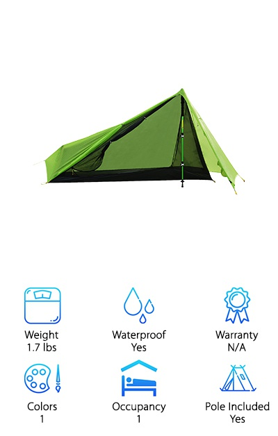 Andake Make Ultralight Tent