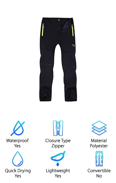 Singbring Hiking Pants