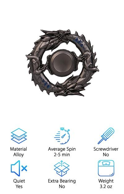 MTELE Fidget Spinner