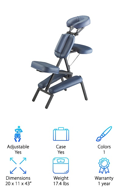 Master Massage Pro Chair