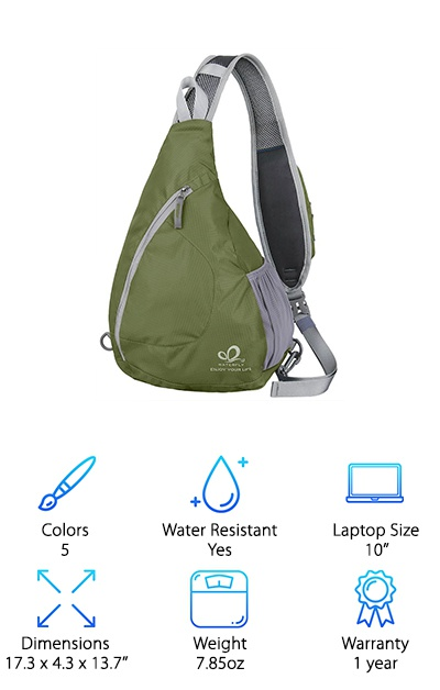 Waterfly Sling Chest Backpack