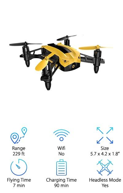 Best RTF Racing Drones