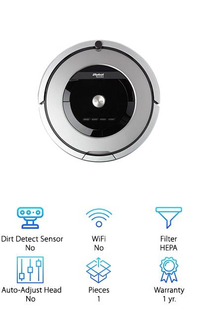 iRobot Roomba 860 Vacuum