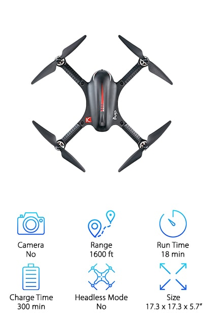 Modin Quadcopter Drone Kit