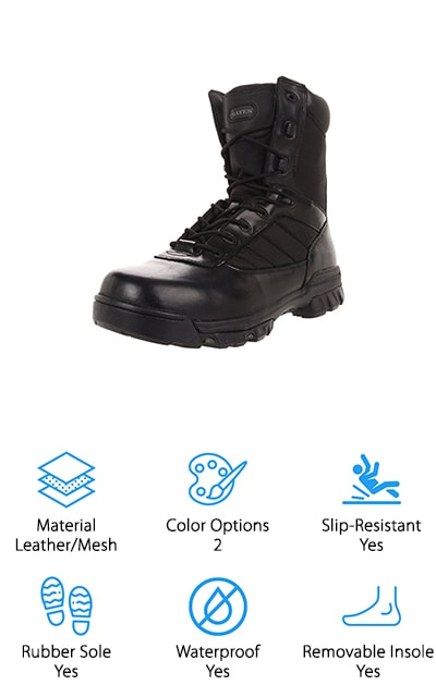 Best Police Boots