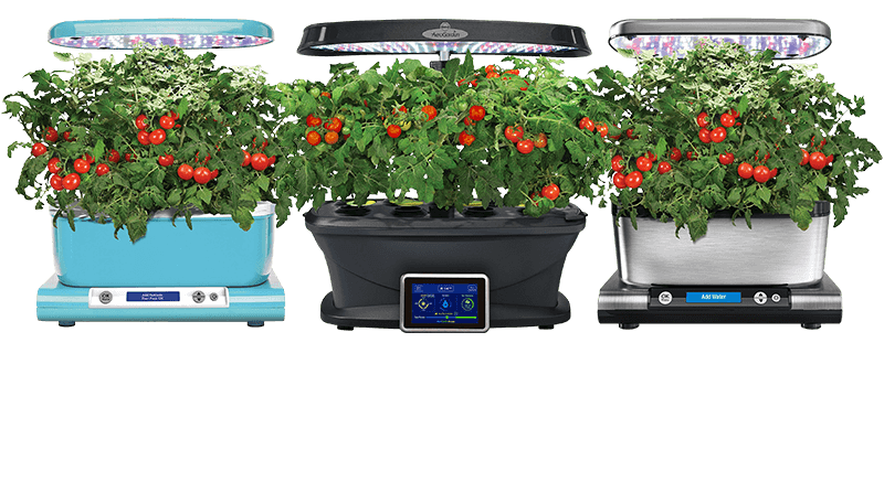10 Indoor Hydroponic Herb Gardens 2020 [Buying Guide ...