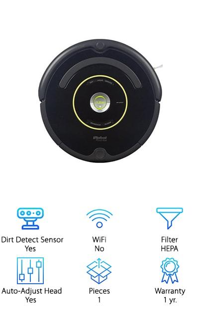 iRobot Roomba 614 Vacuum