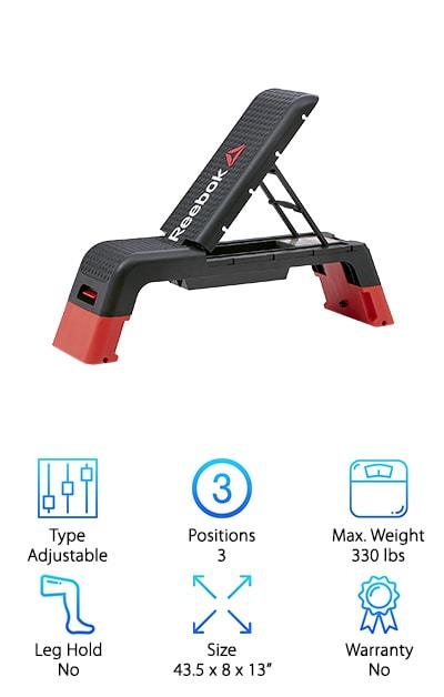 Reebok Pro Deck Bench