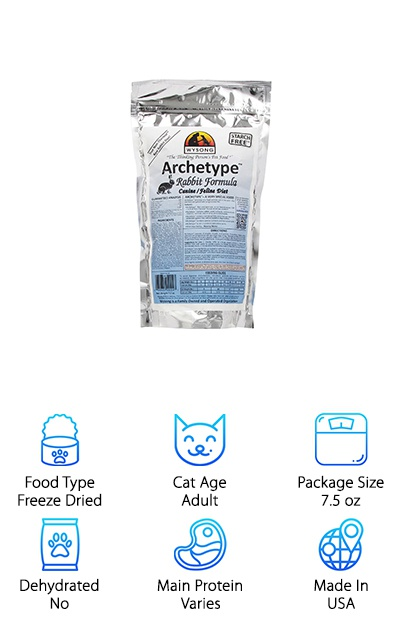 Wysong Archetype Raw Feline Diet