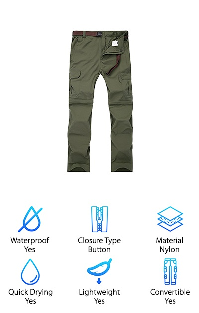 Jessie Kidden Hiking Pants