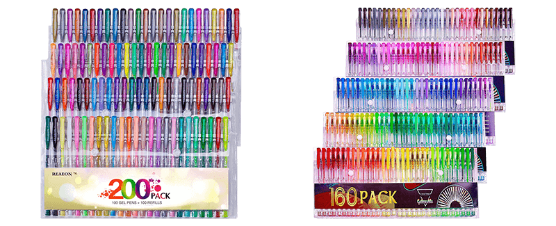 Best Gel Pens