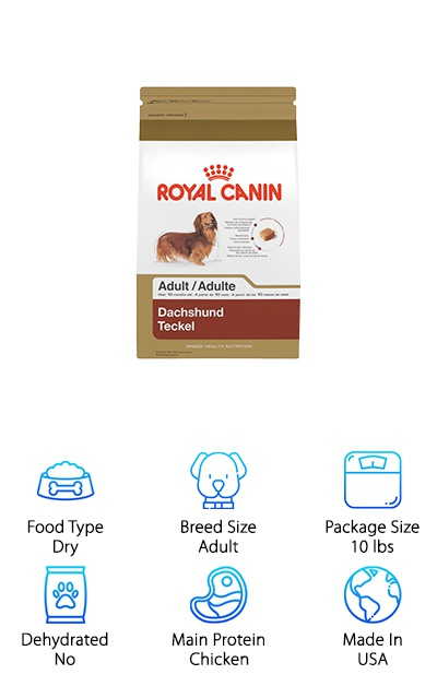 Royal Canin Dachshund Adult Food