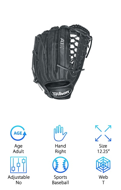 Wilson Outfield Glove