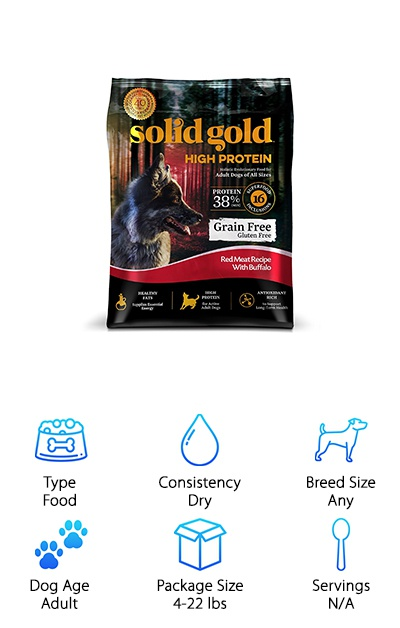 Solid Gold Holistic High Protein