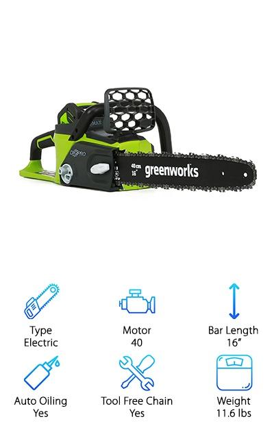 GreenWorks 20322 G-MAX