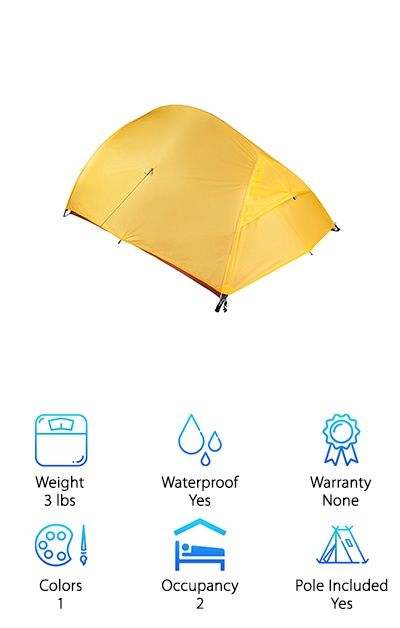 Bryce Ultralight Tent