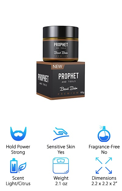 Prophet and Tools 2 in 1 Balm