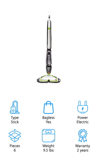 BISSELL Spinwave Cleaner