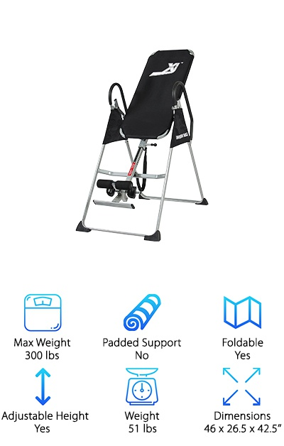 Gracelove Inversion Table