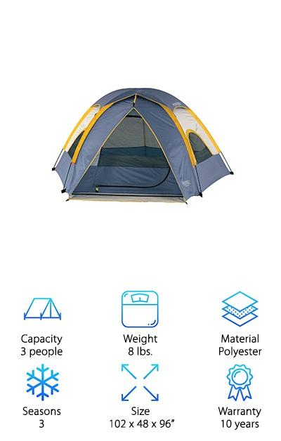 Wenzel Alpine Tent