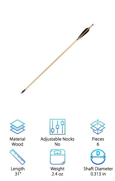 Huntingdoor Feather Arrows