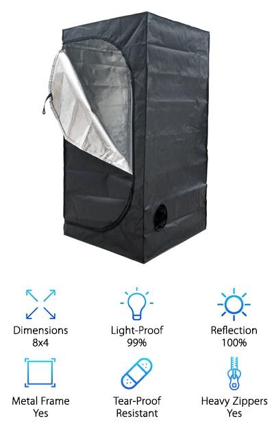 Eco-Worthy Hydroponics Tent