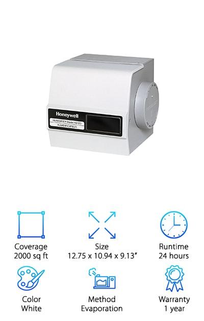 Honeywell HE120A Humidifier
