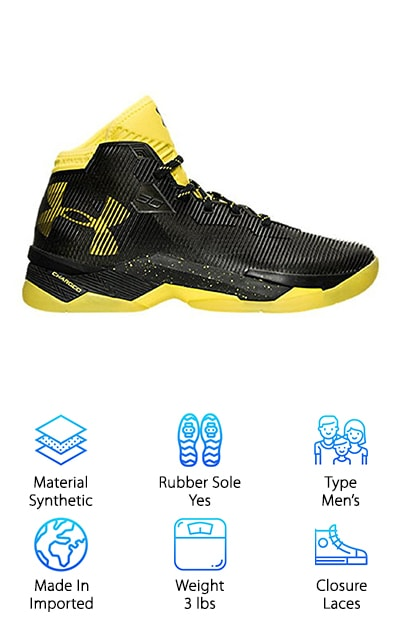 Under Armour Men's UA Curry