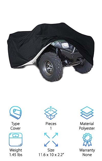 Tokept ATV Rain Cover