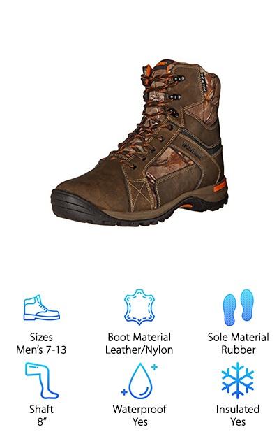 Wolverine Sightline Hunting Boot
