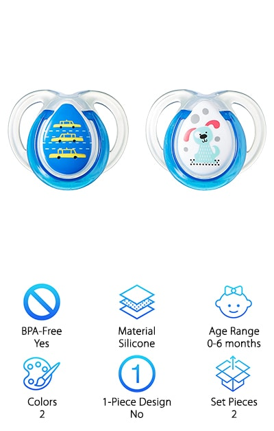 Tommee Tippee Everyday Pacifier