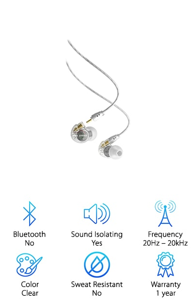 MEE Audio In-Ear Monitors
