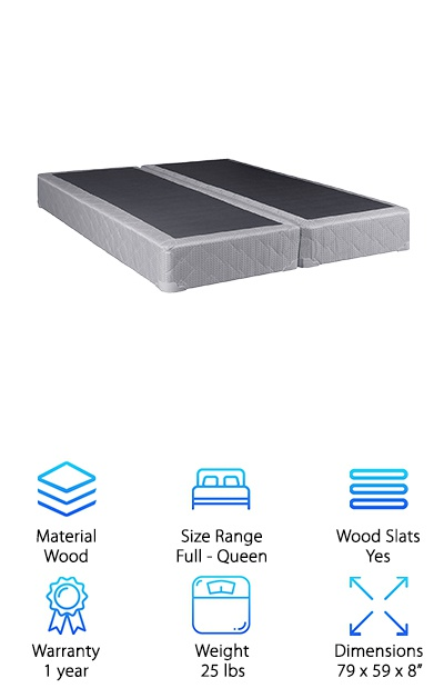 Spinal Solution Split Box Spring