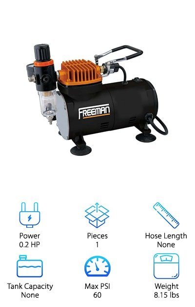 Freeman Mini Air Compressor
