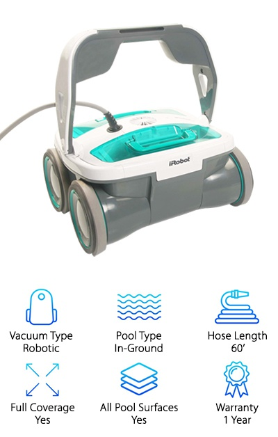 iRobot Mirra 530 Pool Robot