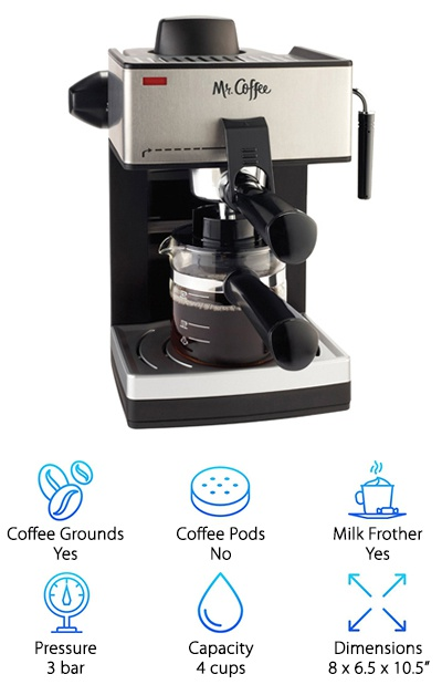 Mr. Coffee ECM160