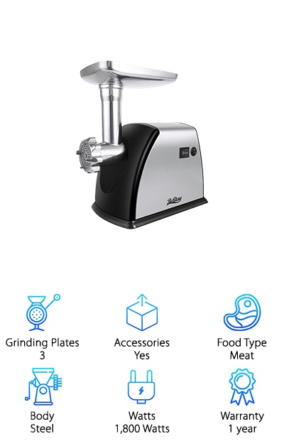 Betitay Electric Meat Grinder