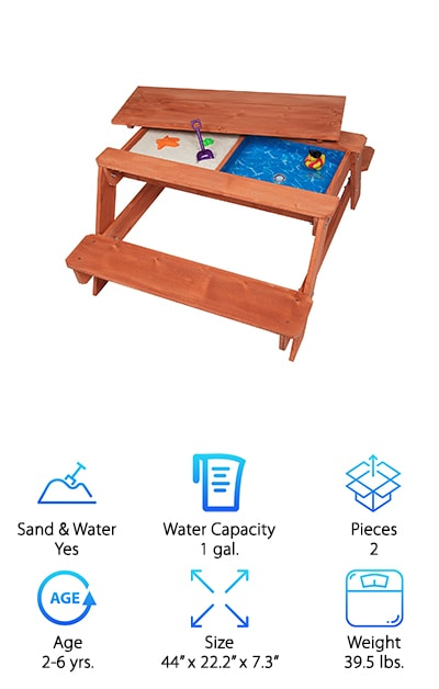 Svan Sand and Water Table